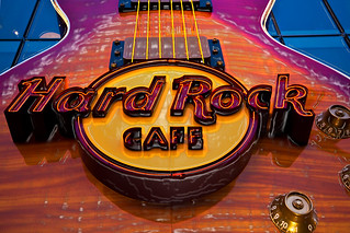 Rock hard at Hard rock café - Things to do in New Delhi