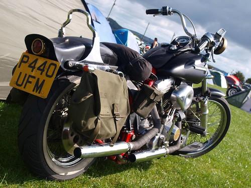 Harley Davidson Motorcycles - 1996