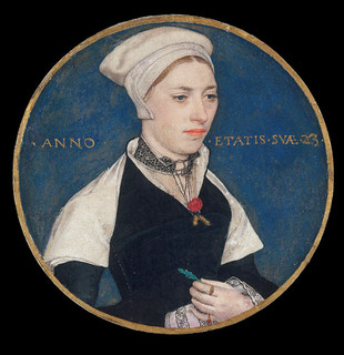Jane Small (at the age of 23) (c.1540)