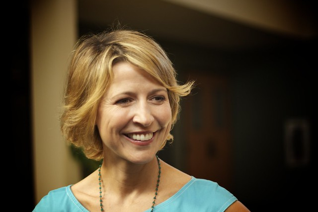 Samantha Brown Travel Channel Bikini http://www.flickr.com/photos/drschurtz/4941015519/