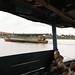 Ferry crossing the Madre de Dios river