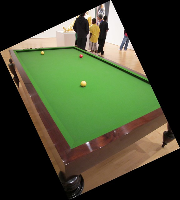 Pool Table With No Pockets