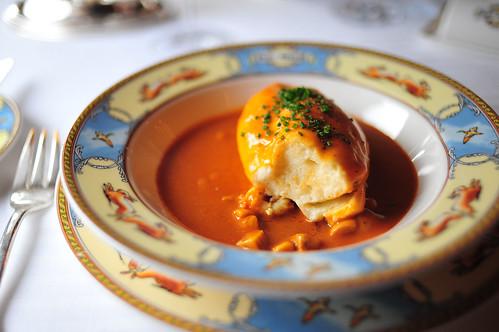 Традиционные блюда Лиона - quenelles de brochet