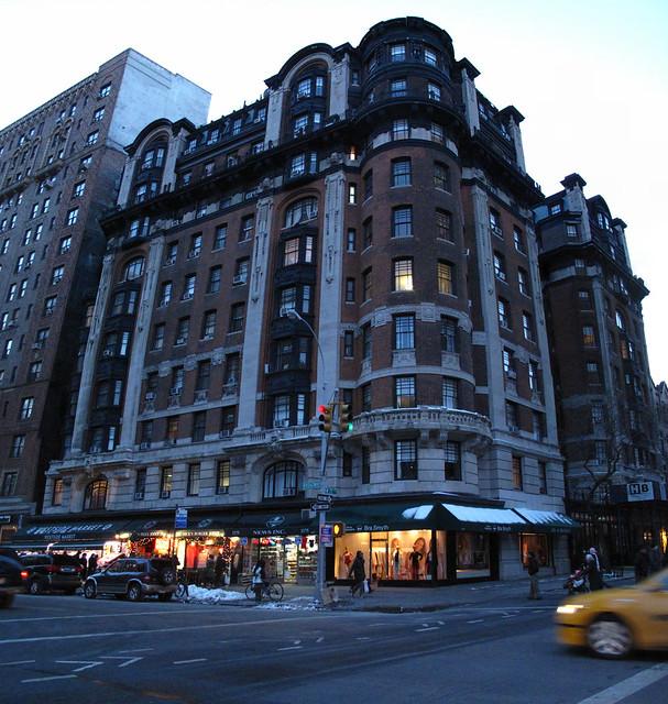Belleclaire Hotel In New York