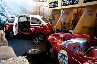 Maserati 300 S Barchetta 1958