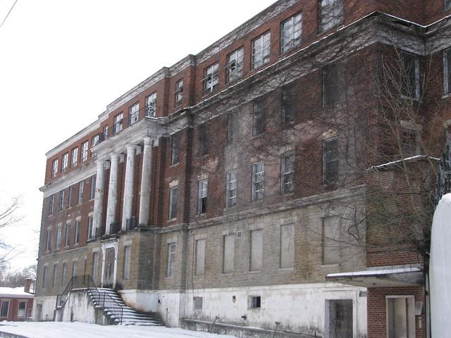 hayswood hospital abandoned maysville ky flickr