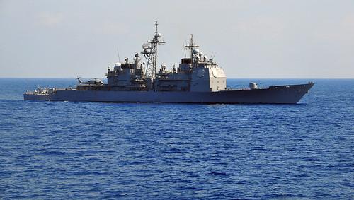 USS Lake Champlain (CG 57)