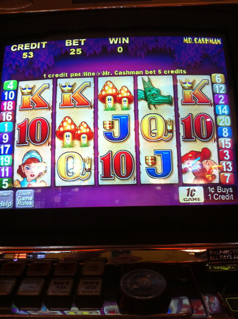 Morongo casino slots word origion casino