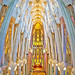 The Papal Area Of La Sagrada Familia by Stuck in Customs