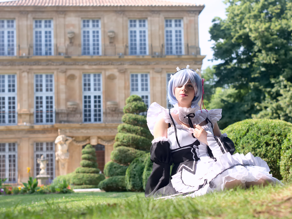 related image - Shooting Re-Zero - Rem - Pavillon Vendome - Aix en Provence -2017-06-18- P2100597