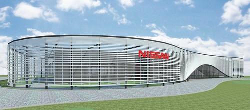 Render Oficinas Nissan Cordoba