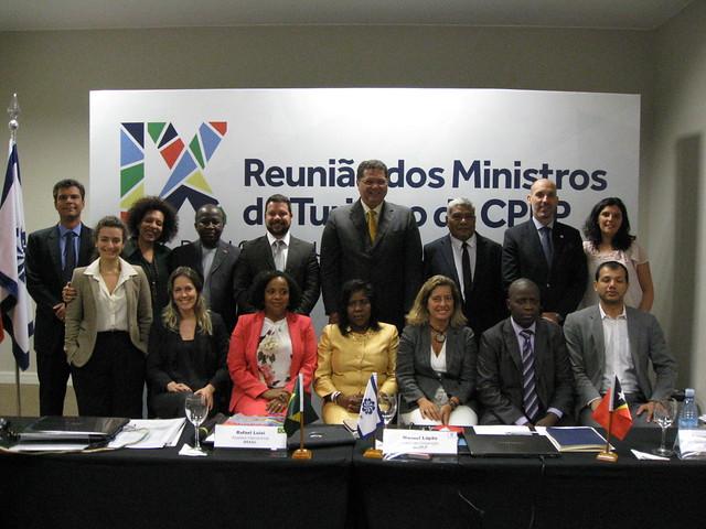 V Reunião dos Pontos Focais de Turismo da CPLP