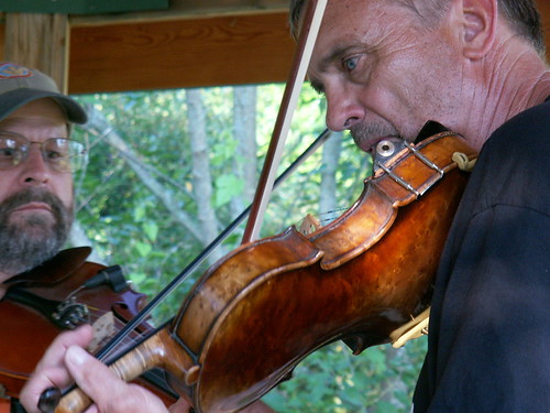 Pic of the day - Cajun Music Party