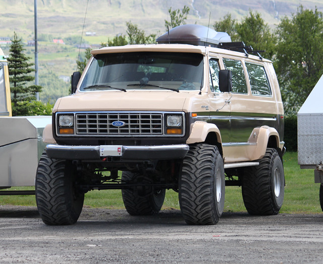 1980s ford cargo: