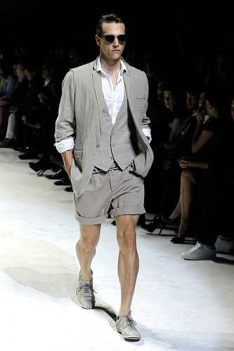 Dolce & Gabbana Man Fashion Show Summer 2011, luxorium
