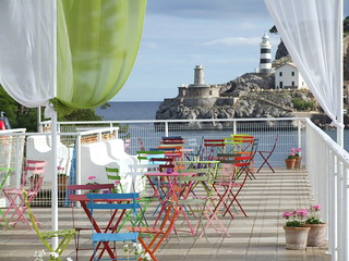 Terrace Citric Hotel & Lighthouse Soller Port