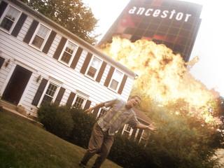 ancestor arrives