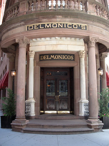 Delmonico's by New York Big Apple Images