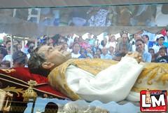 Las reliquias de San Juan Bosco