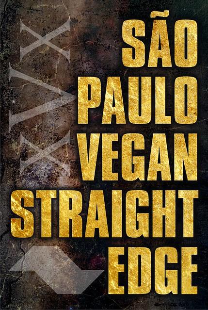 Vegan Straight Edge São Paulo Vegan S...