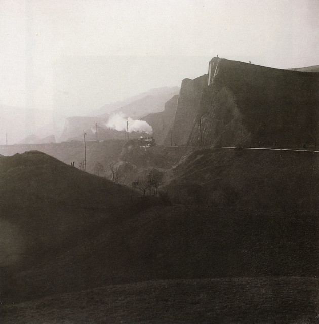 Hlubočepy Landscape, by Josef Sudek 1924-25