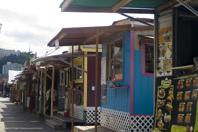 Food Carts | 7 Free Things To Do in Portland, Oregon | packmeto.com