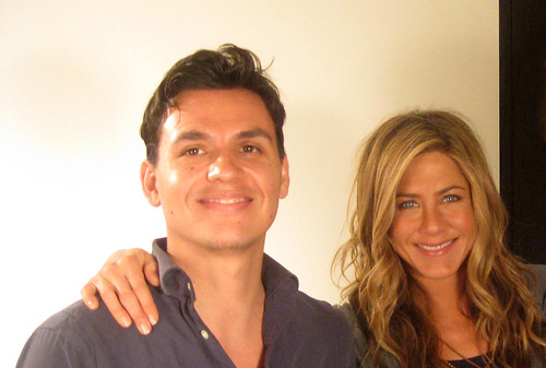 Jennifer Aniston and Andres Useche 2 by andres_useche