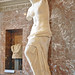 Aphrodite, dite Vénus de Milo (musée du Louvre) ©dalbera