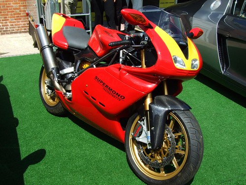 Ducati Supermono testastretta