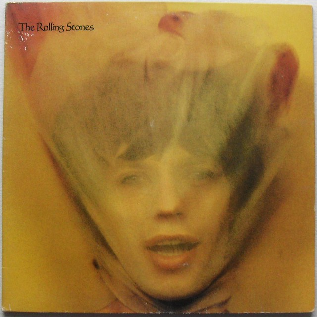 1973 Rolling Stones Goats Head Soup Lp Record Album Sleeve