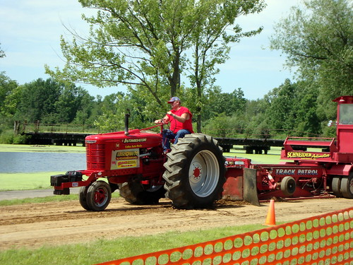 Antique Tractor Pull Tractors : Flickriver photoset  owen jr fair antique tractor