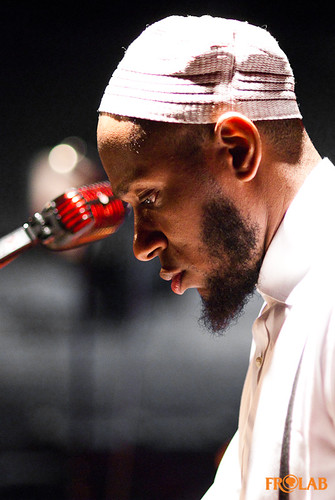 Yasiin Bey aka Mos Def @ Musicians Institute LA - FROLAB