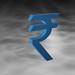 Small photo of Rupee Symbol