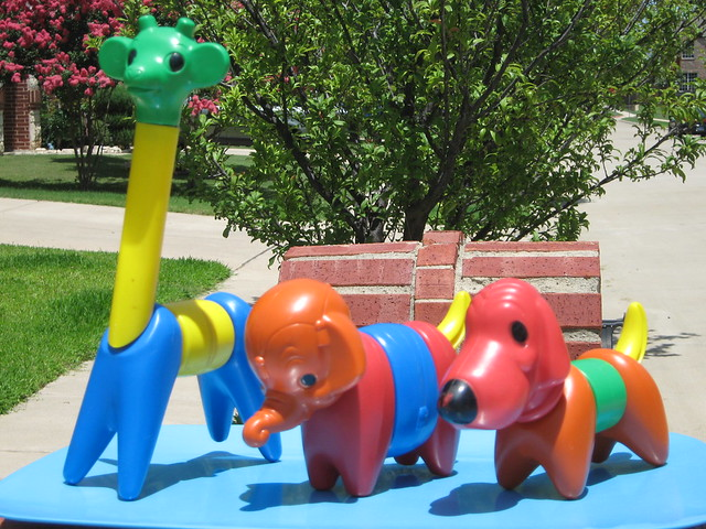 Tupperware Zoo Its-70's