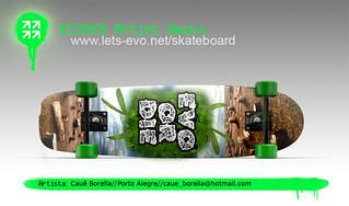Lets Evo - EcoSkate