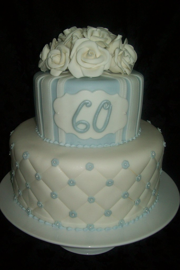60th Birthday Cake For Mother In Law