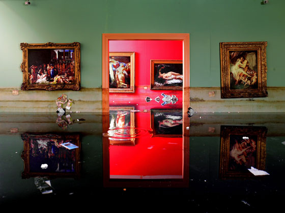 David LaChapelle, Museum