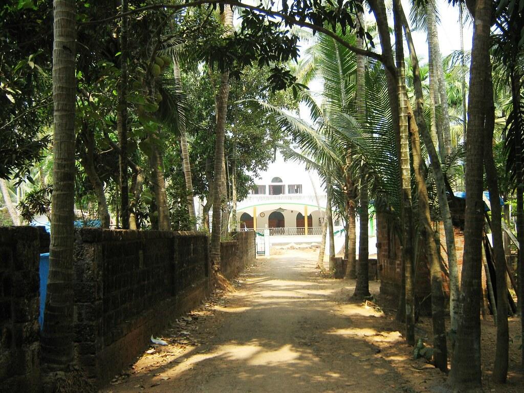 Olayam Masjidh, Kasargod, Kerala, India.