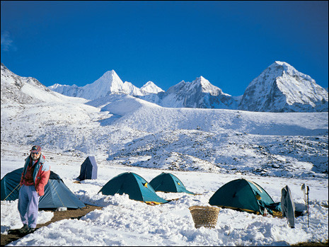 Pics taken during Everest Base Camp Trek