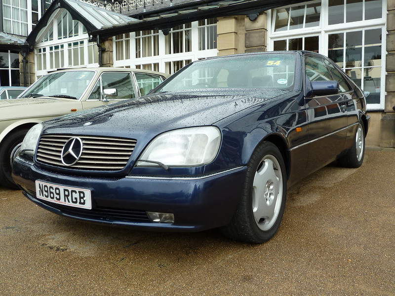 Mercedes benz s 420 1996 for Mercedes benz s 420