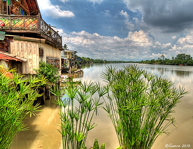 Chachoengsao Thailand  city photos : Bang Pakong River, Chachoengsao, Thailand | Flickr Photo Sharing!