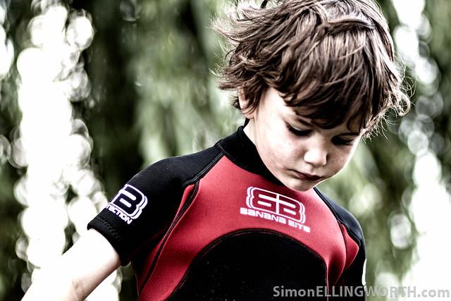 Surfer Boy No. 10