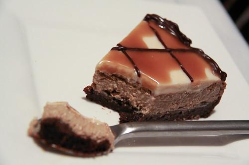 Vegan caramel macchiato 'cheesecake'   Flickr - Photo Sharing!