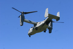 aircraft, tiltrotor, aviation, rotorcraft, military aircraft, bell boeing v-22 osprey, vehicle, flight, air force,