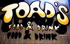 Toad's Food and Drink