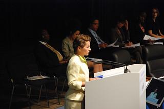 UNFCCC Executive Secretary Christiana Figueres