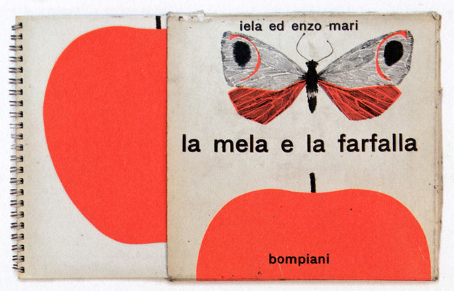 Iela Mari -  The apple and the butterfly, 1960
