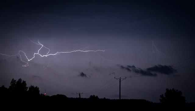 Intracloud lightning 1 | Flickr - Photo Sharing!
