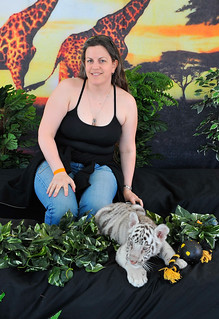Me with baby tiger!