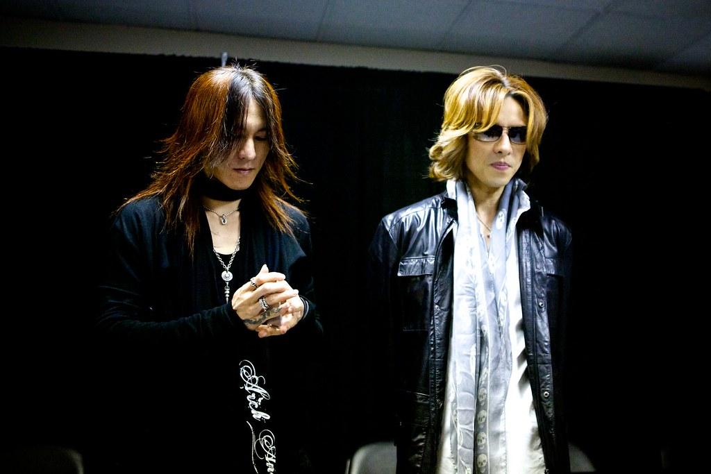 X Japan at Otakon 2010